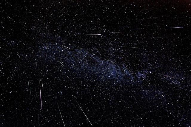 Perseidas meteor (1)