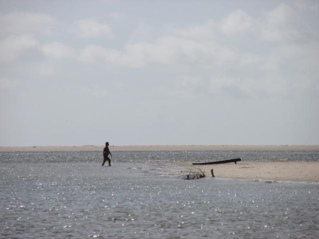Praias desertas dos Lençóis Maranhenses