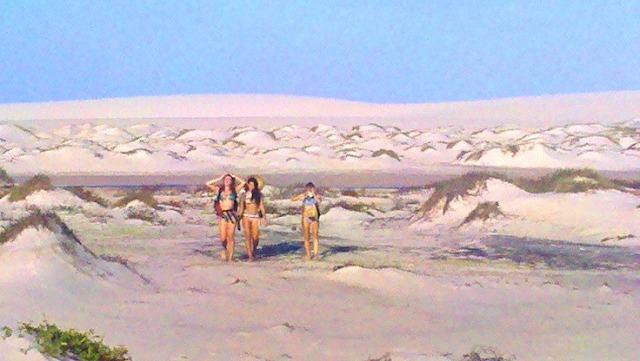 Campo de dunas