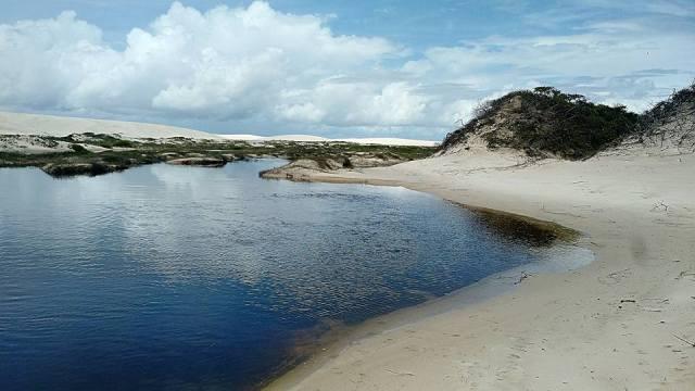 Lagoa do Parque Nacional